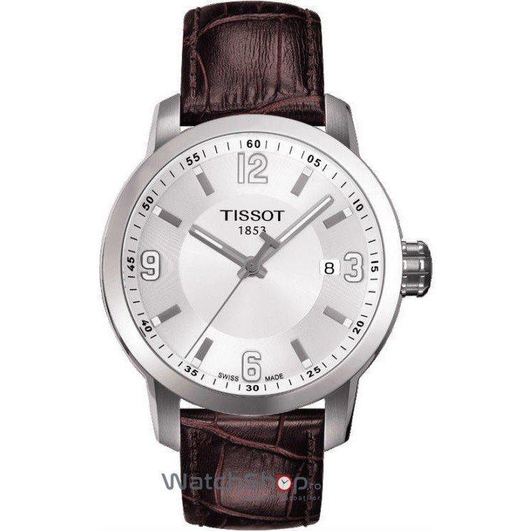 Ceas Tissot T-SPORT T055.410.16.017.01 PRC 200 Quartz original pentru barbati
