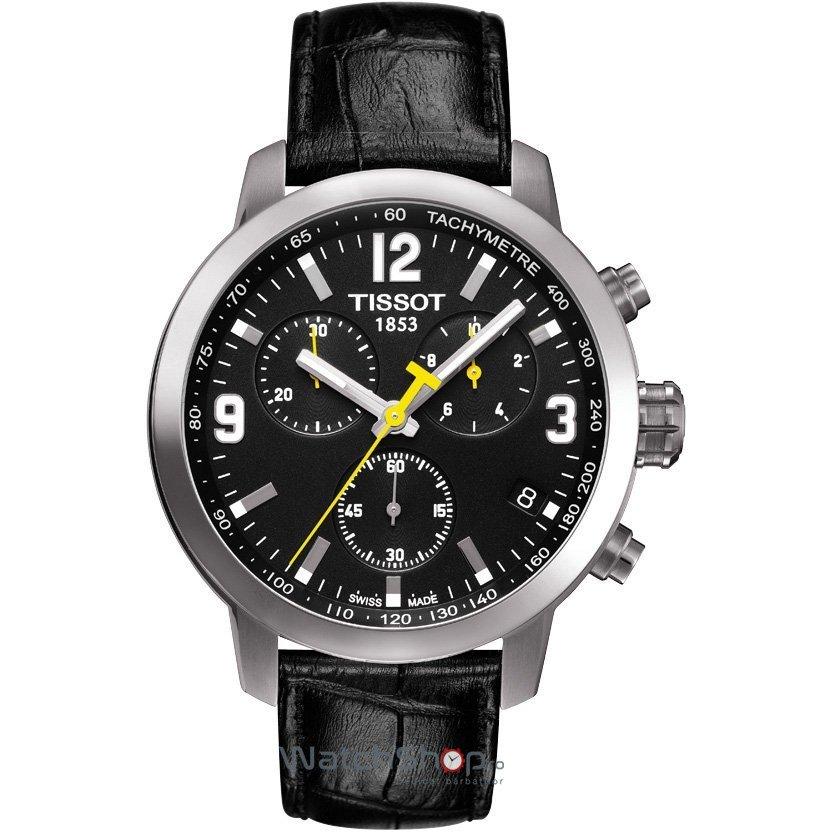 Ceas Tissot T-SPORT T055.417.16.057.00 PRC 200 Black original pentru barbati