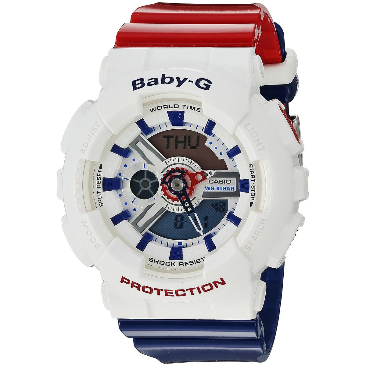 Ceas barbatesc Casio Baby-G BA-110TR-7AER de mana original