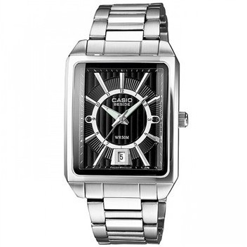 Ceas barbatesc Casio Beside BEM-120D-1AVDF original de mana