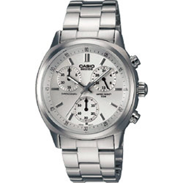 Ceas barbatesc Casio Beside BEM-502D-7AVDF original de mana
