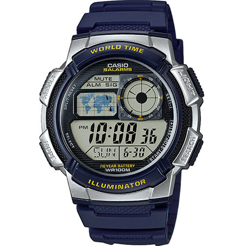 Ceas barbatesc Casio Collection AE-1000W-2AVEF original de mana