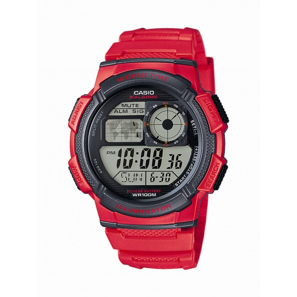 Ceas barbatesc Casio Collection AE-1000W-4AVEF original de mana