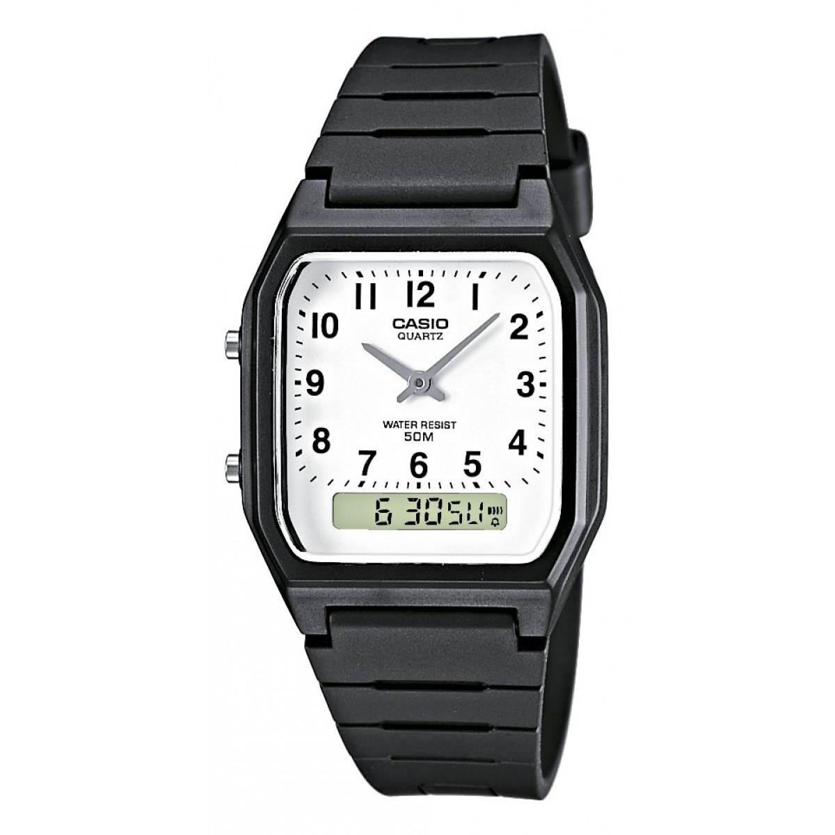 Ceas barbatesc Casio Collection AW-48H-7BVEF original de mana