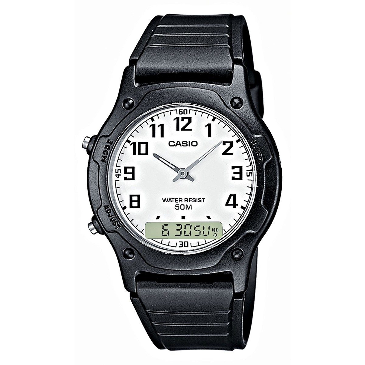 Ceas barbatesc Casio Collection AW-49H-7BVEF original de mana