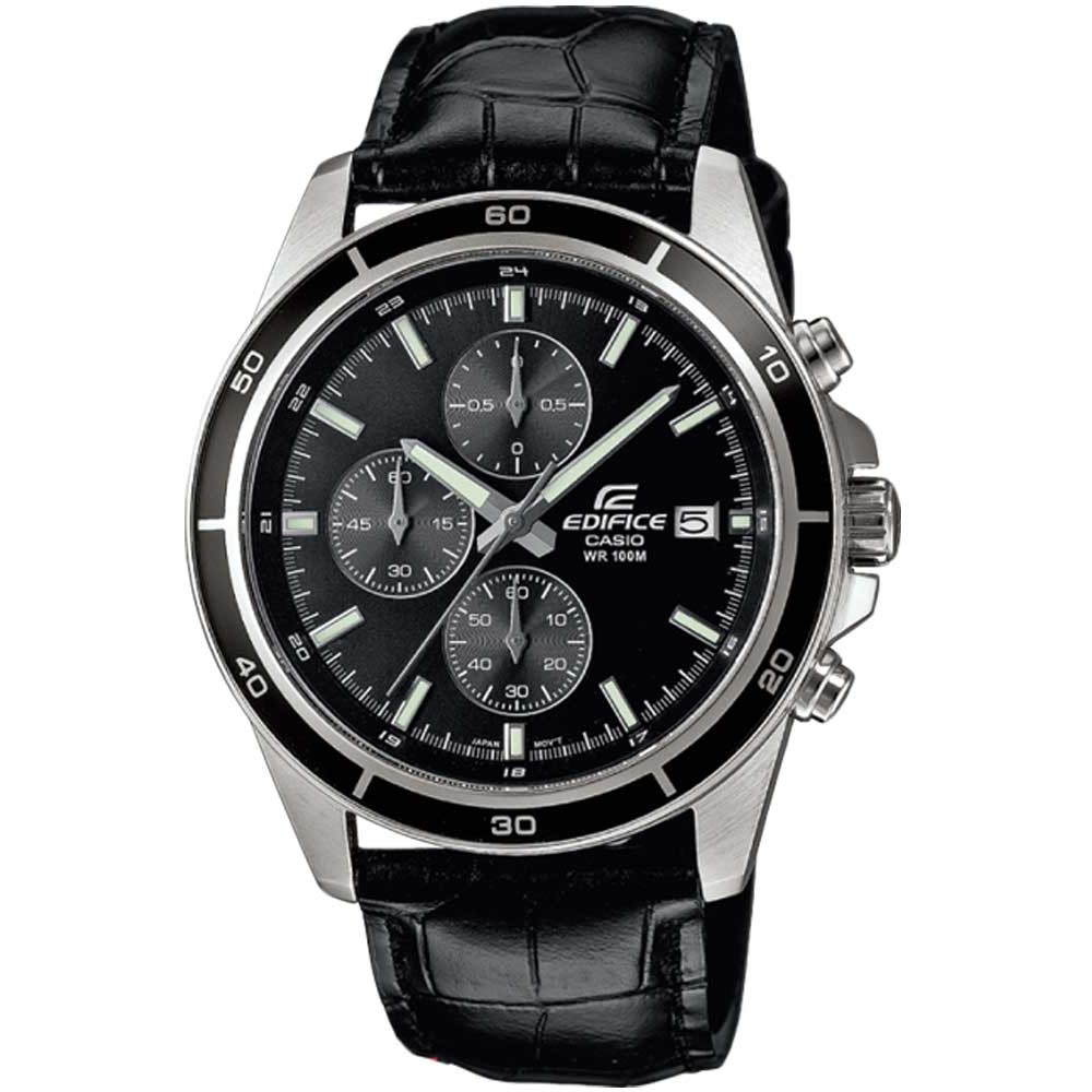 Ceas barbatesc Casio Edifice EFR-526L-1AVUEF original de mana