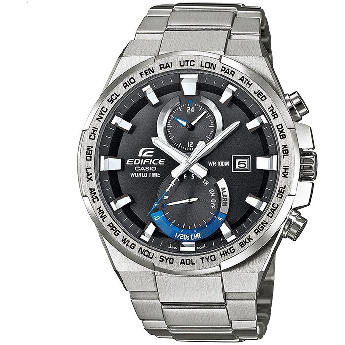 Ceas barbatesc Casio Edifice EFR-542D-1AVUEF original de mana