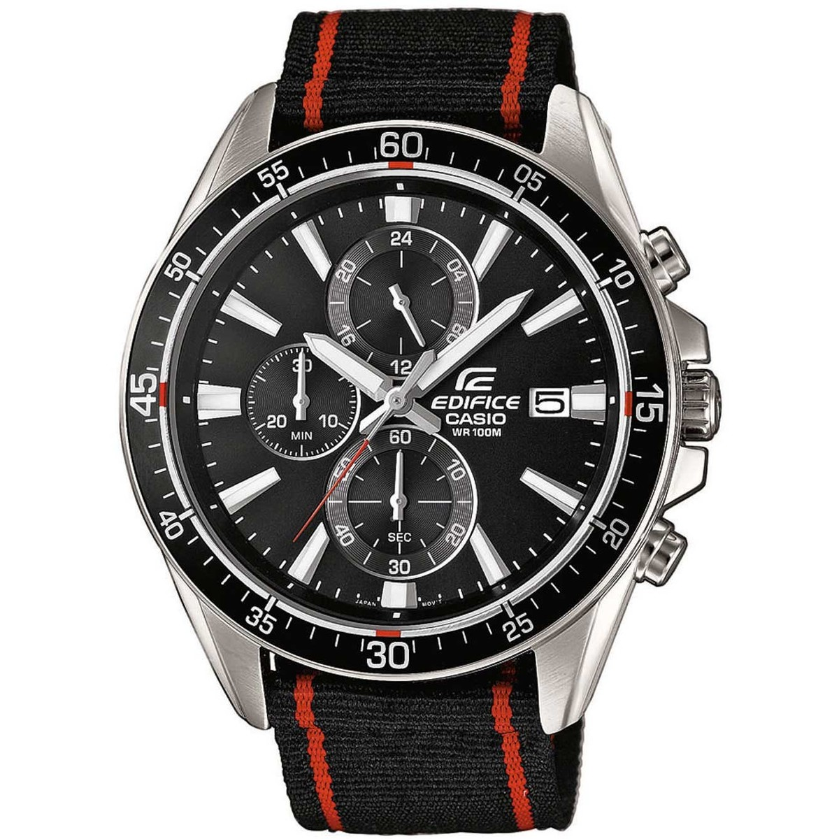 Ceas barbatesc Casio Edifice EFR-546C-1AVUEF original de mana