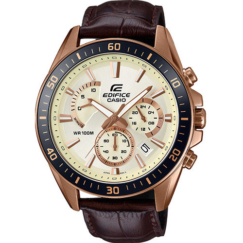 Ceas barbatesc Casio Edifice EFR-552GL-7AVUEF de mana original