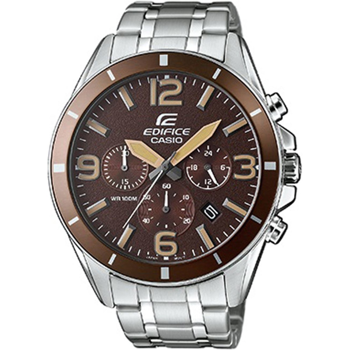 Ceas barbatesc Casio Edifice EFR-553D-5BVUEF original de mana