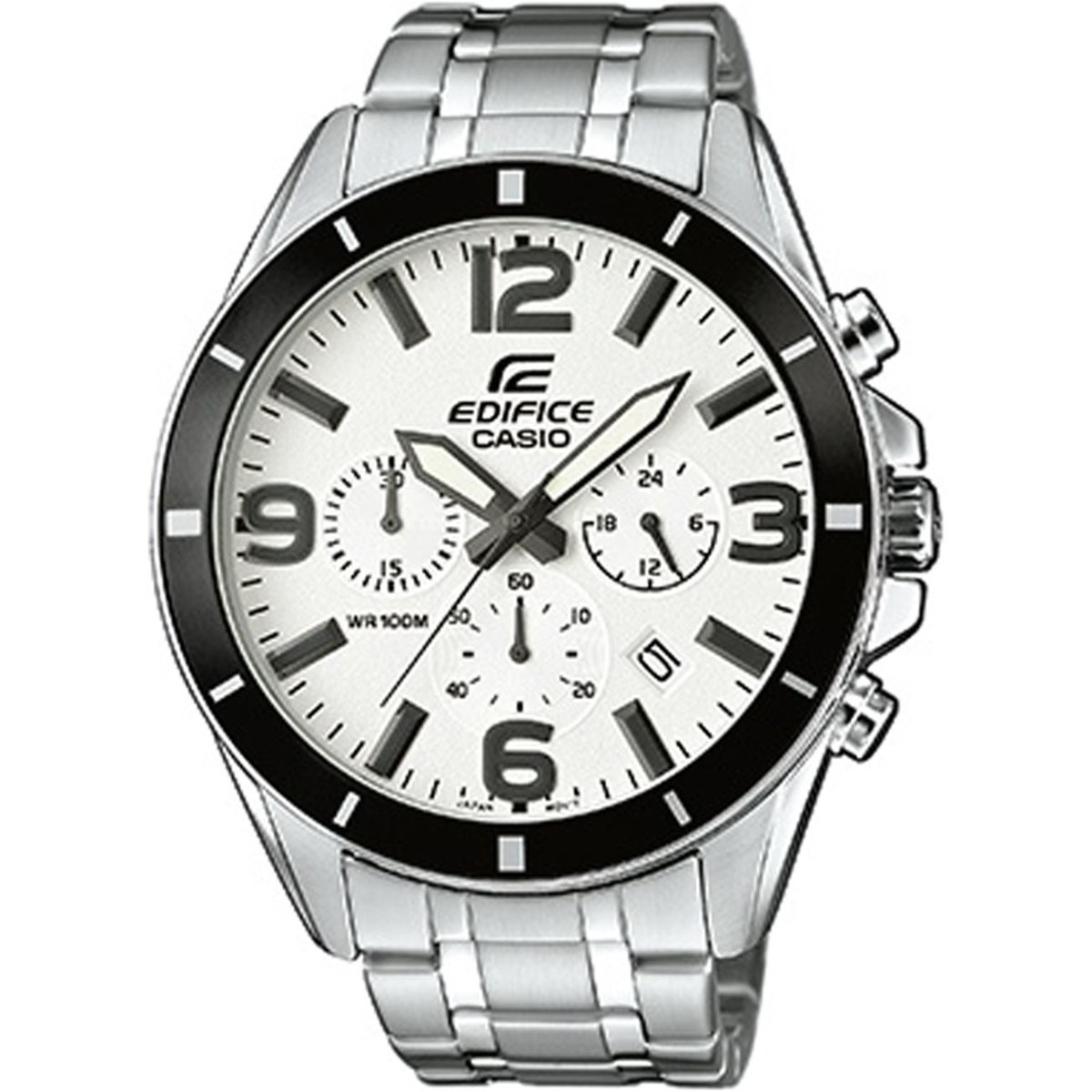 Ceas barbatesc Casio Edifice EFR-553D-7BVUEF original de mana