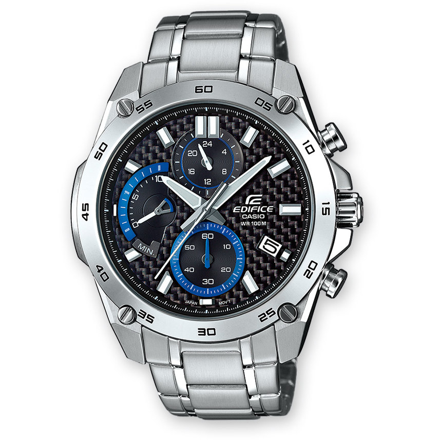 Ceas barbatesc Casio Edifice EFR-557CD-1AVUEF de mana original