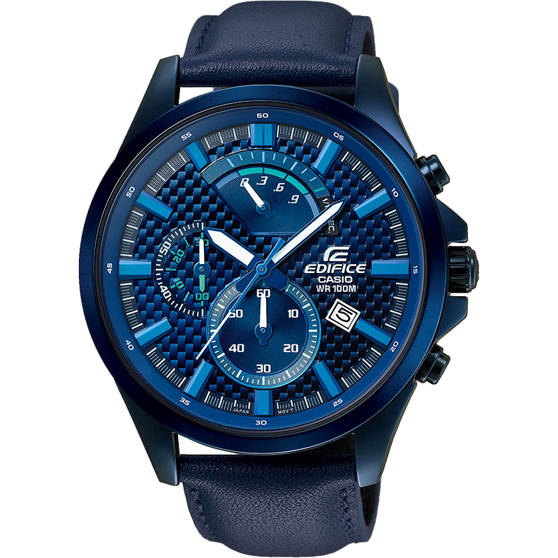 Ceas barbatesc Casio Edifice EFV-530BL-2AVUEF de mana original