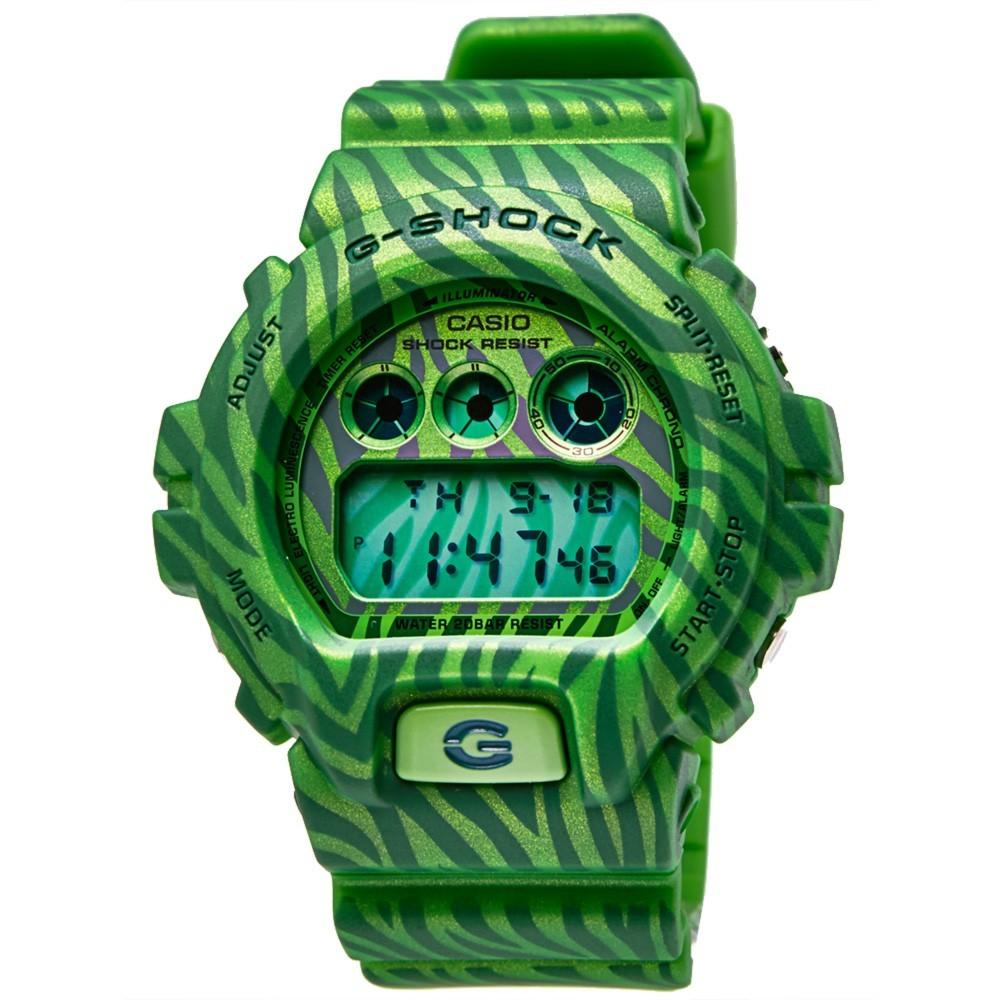 Ceas barbatesc Casio G-Shock DW-6900ZB-3ER original de mana