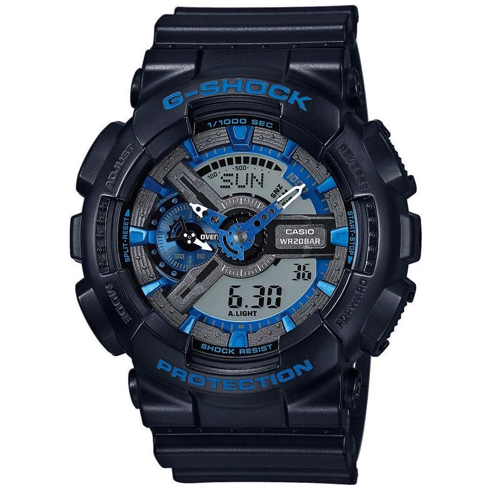 Ceas barbatesc Casio G-Shock GA-110CB-1AER original de mana