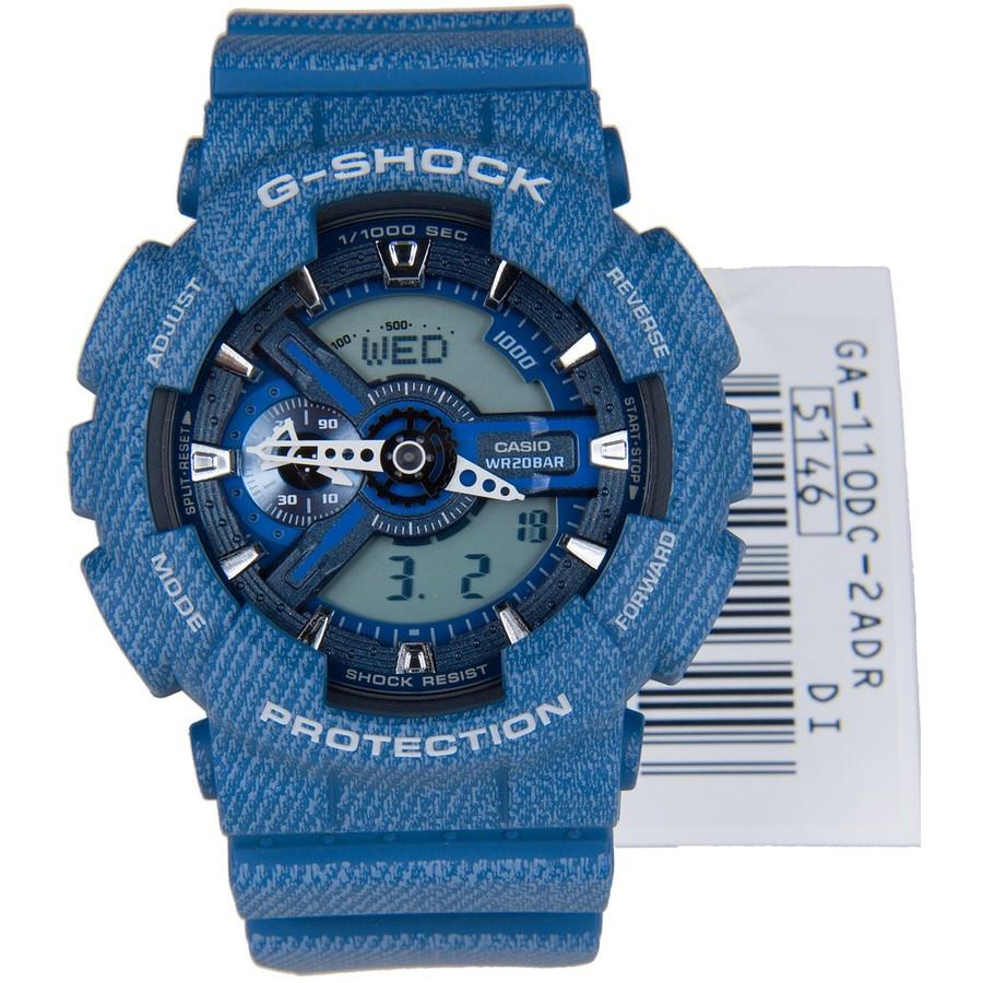 Ceas barbatesc Casio G-Shock GA-110DC-2AER original de mana