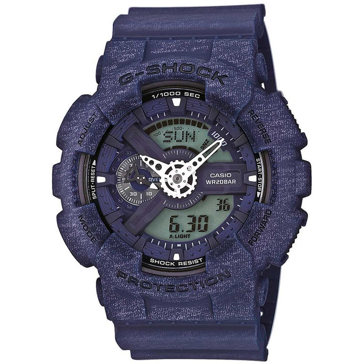 Ceas barbatesc Casio G-Shock GA-110HT-2AER original de mana