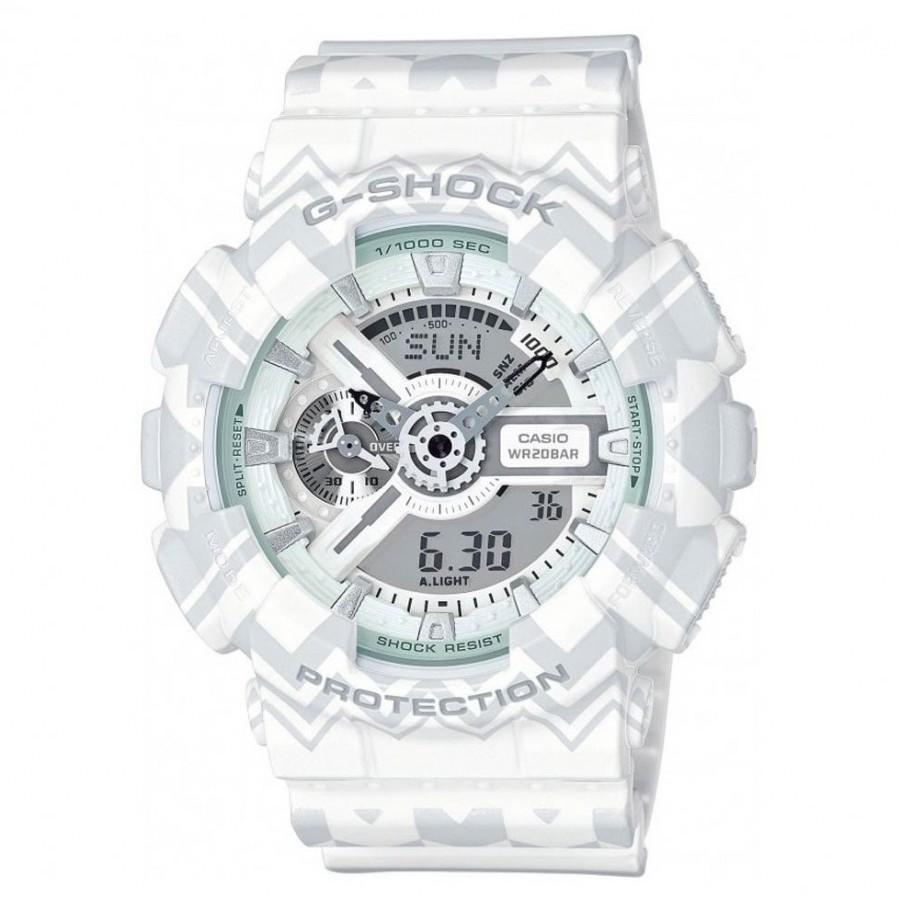 Ceas barbatesc Casio G-Shock GA-110TP-7AER original de mana