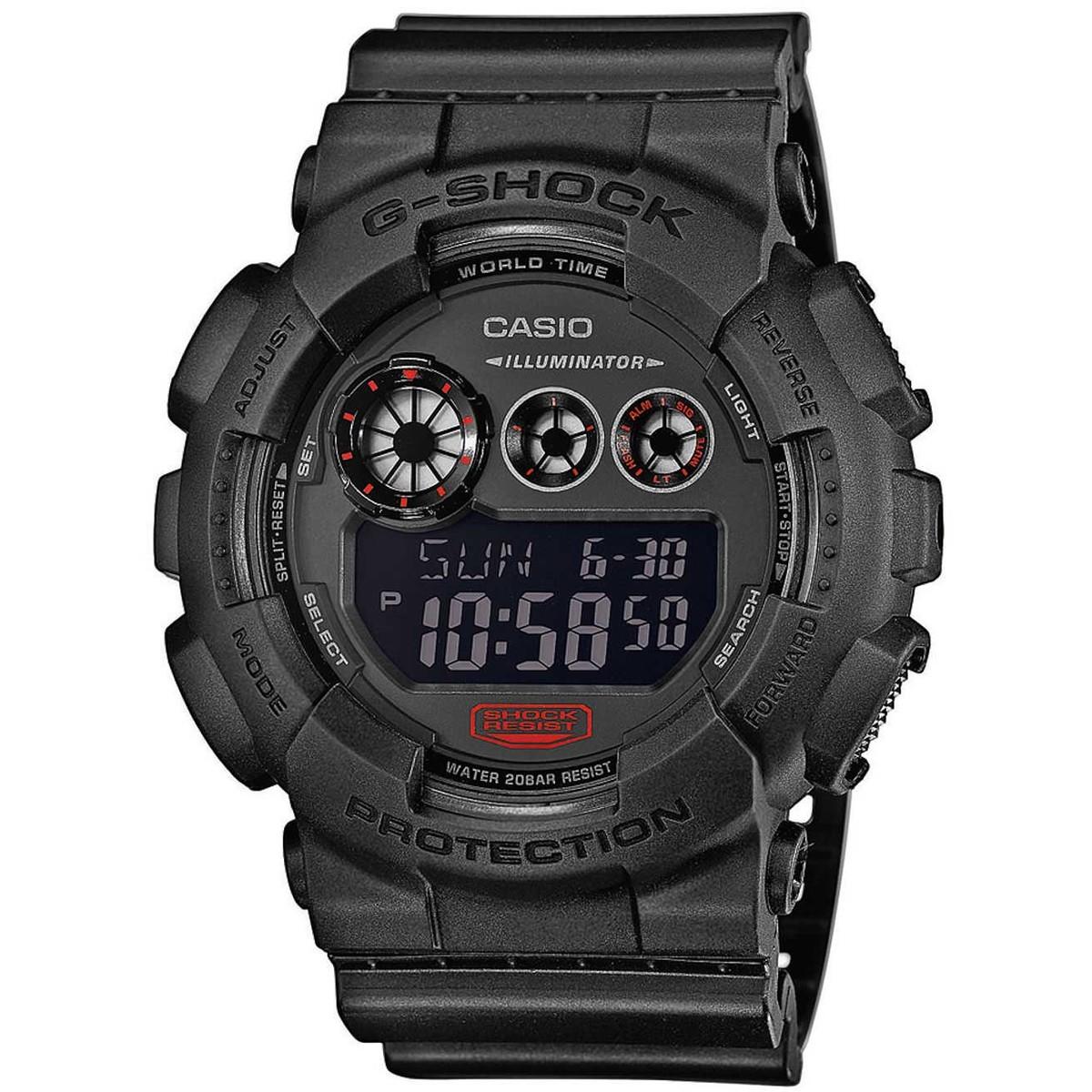 Ceas barbatesc Casio G-Shock GD-120MB-1ER de mana original