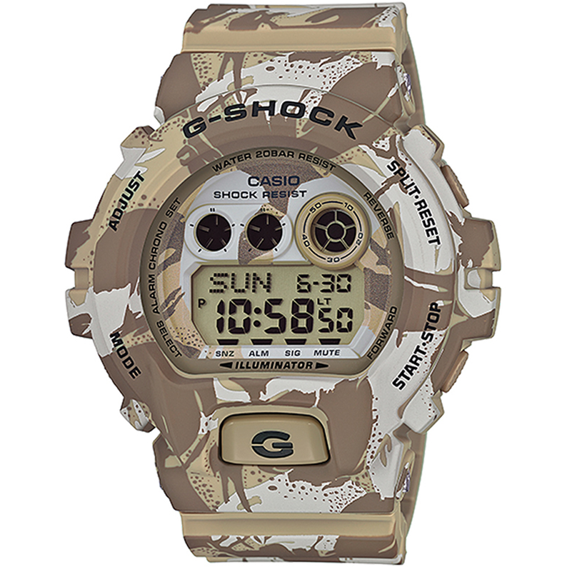 Ceas barbatesc Casio G-Shock GD-X6900MC-5ER original de mana