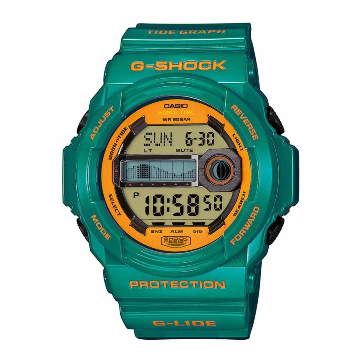 Ceas barbatesc Casio G-Shock GLX-150B-3ER original de mana