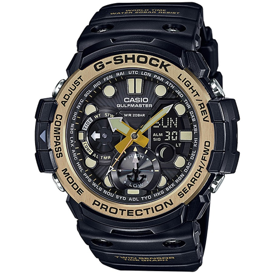 Ceas barbatesc Casio G-Shock GN-1000GB-1AER original de mana
