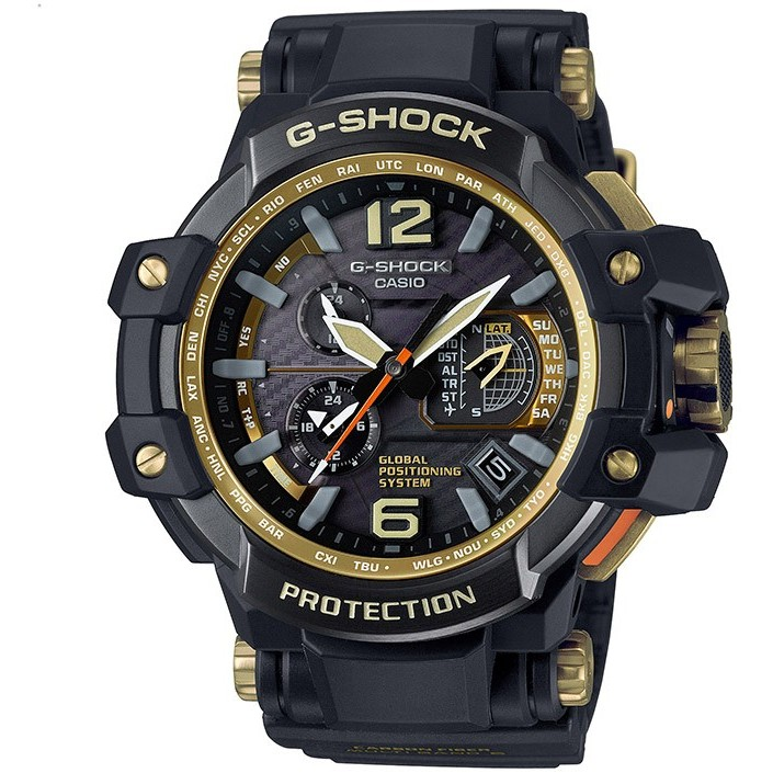 Ceas barbatesc Casio G-Shock GPW-1000GB-1AER original de mana