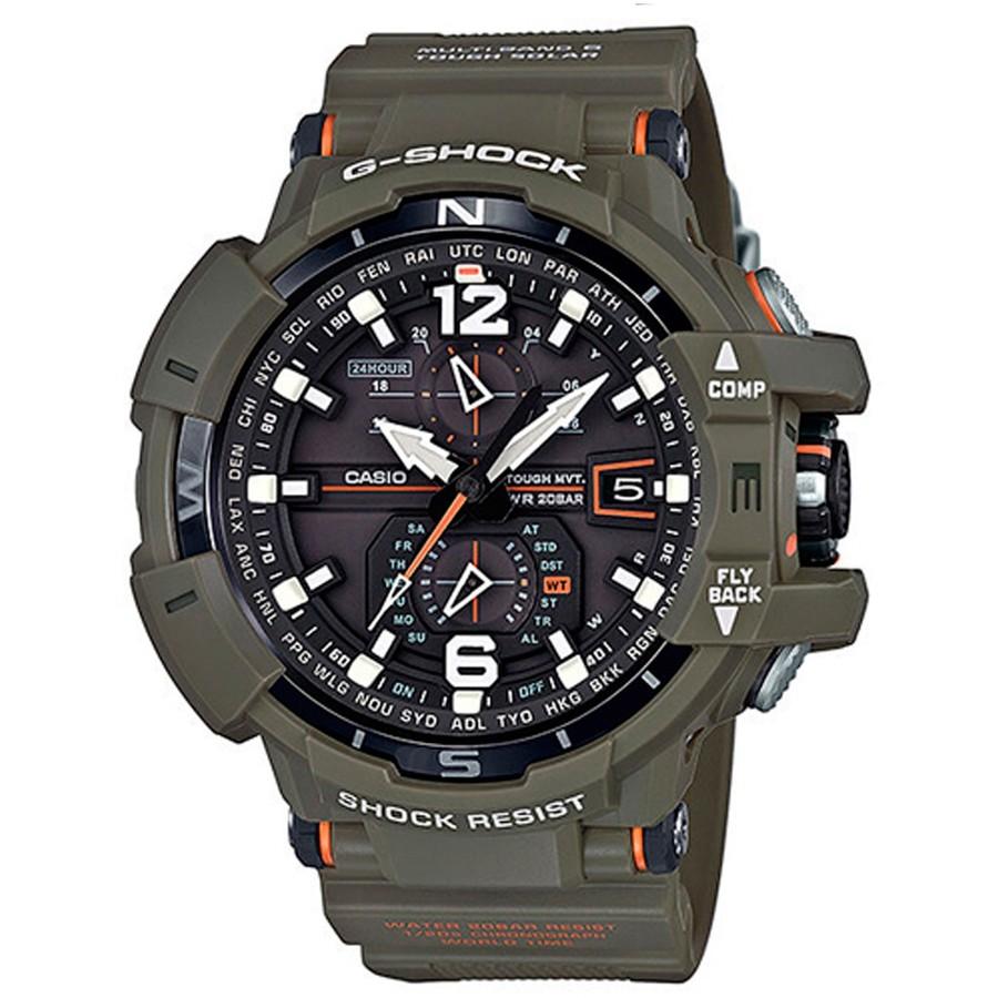 Ceas barbatesc Casio G-Shock GW-A1100KH-3AER original de mana