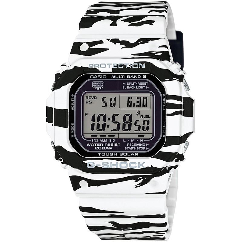 Ceas barbatesc Casio G-Shock GW-M5610BW-7ER original de mana