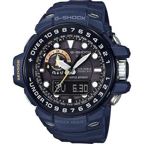 Ceas barbatesc Casio G-Shock GWN-1000NV-2AER original de mana