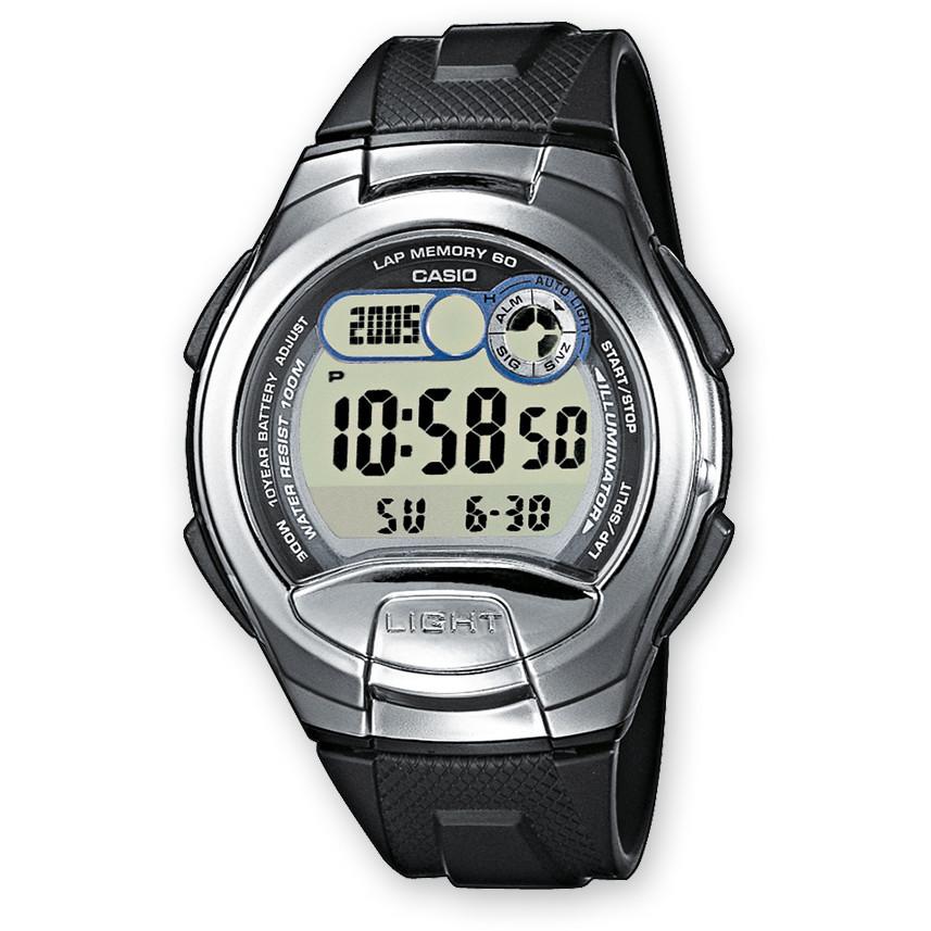 Ceas barbatesc Casio Sport W-752-1AVES original de mana