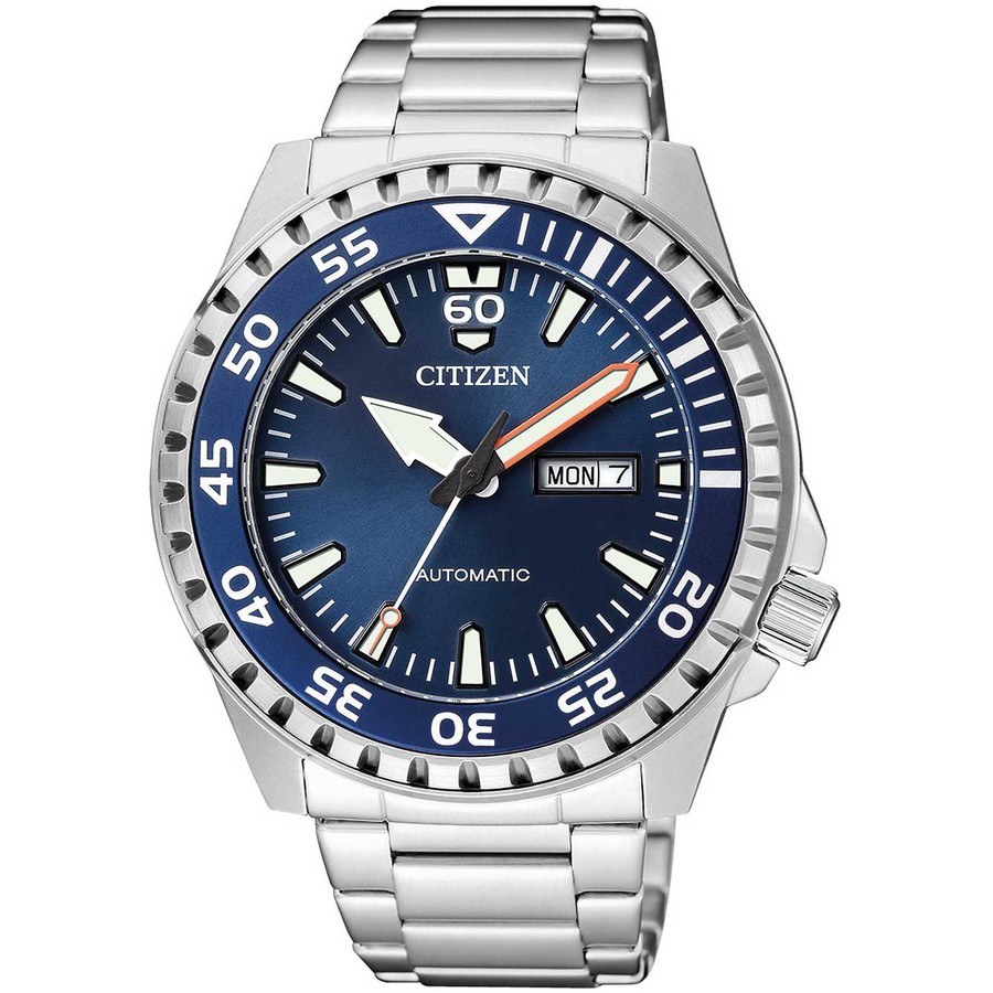 Ceas barbatesc Citizen Automatic NH8389-88LE original de mana