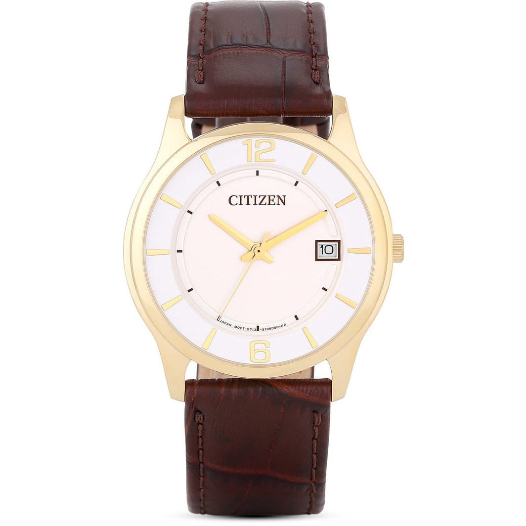Ceas barbatesc Citizen Basic BD0022-08A de mana original