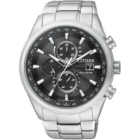 Ceas barbatesc Citizen Eco-Drive AT8011-55E Elegant original de mana