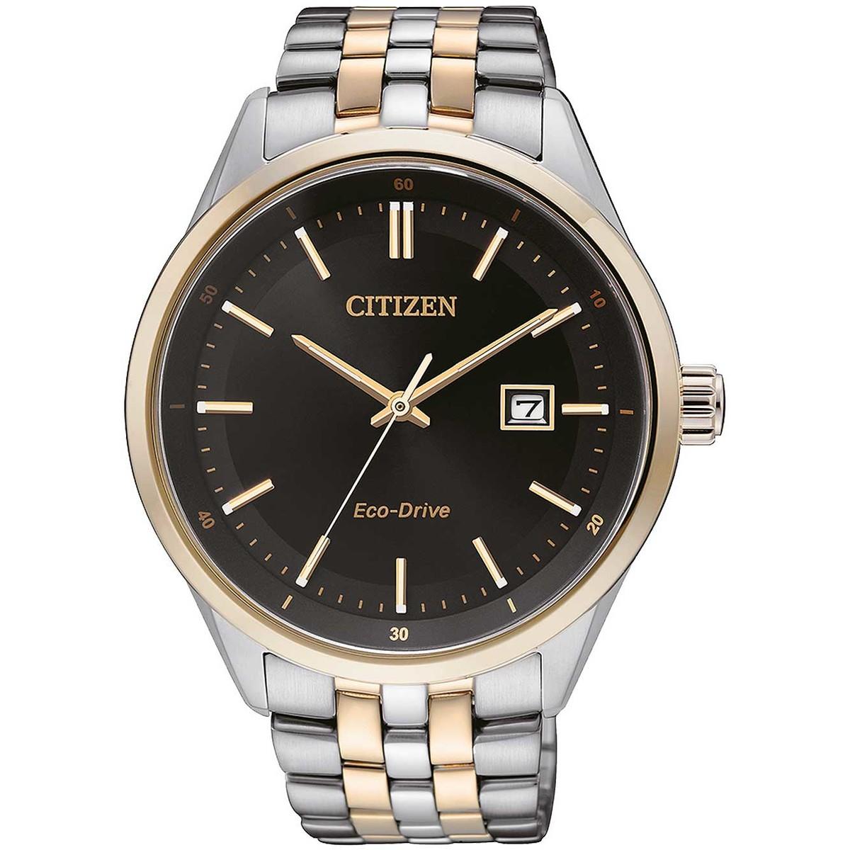 Ceas barbatesc Citizen Eco-Drive BM7256-50E original de mana