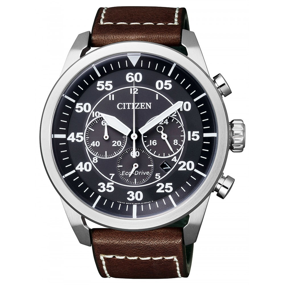 Ceas barbatesc Citizen Eco-Drive CA4210-16E Chrono original de mana