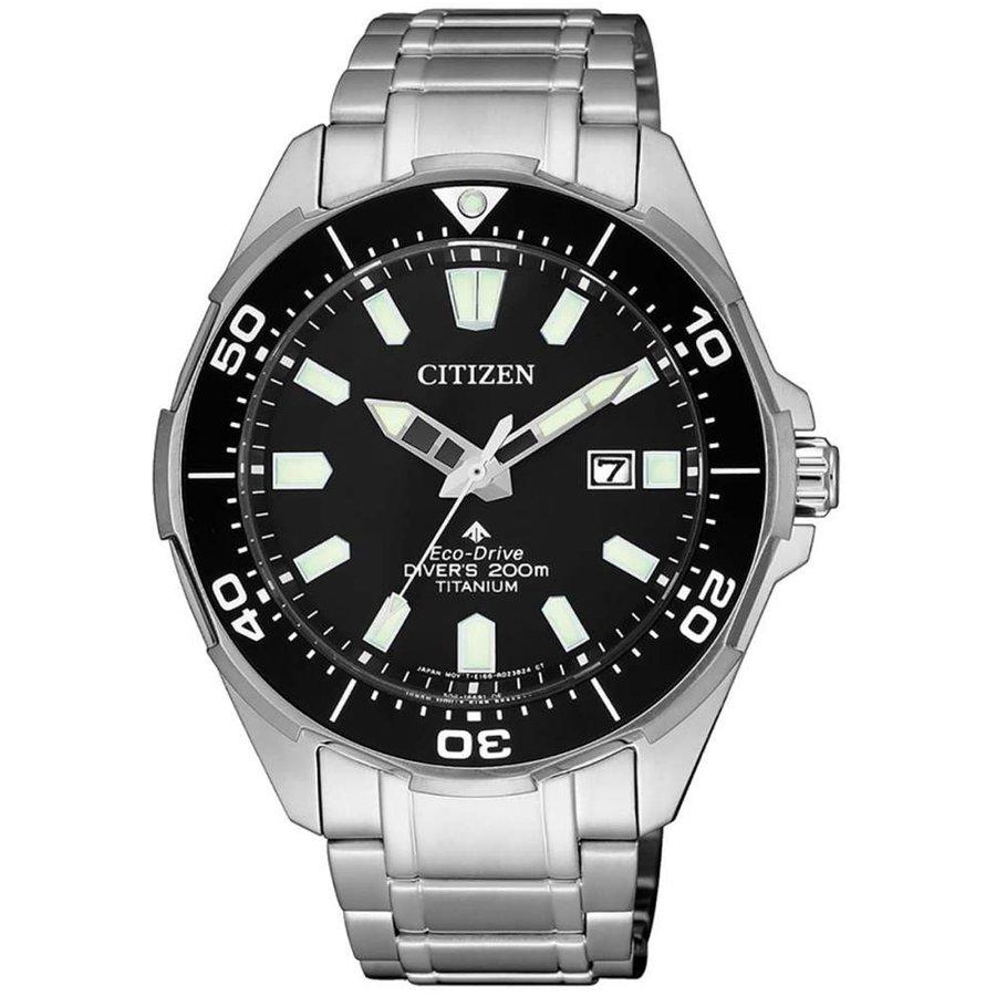 Ceas barbatesc Citizen Eco-Drive Super-Titanium BN0200-81E de mana original