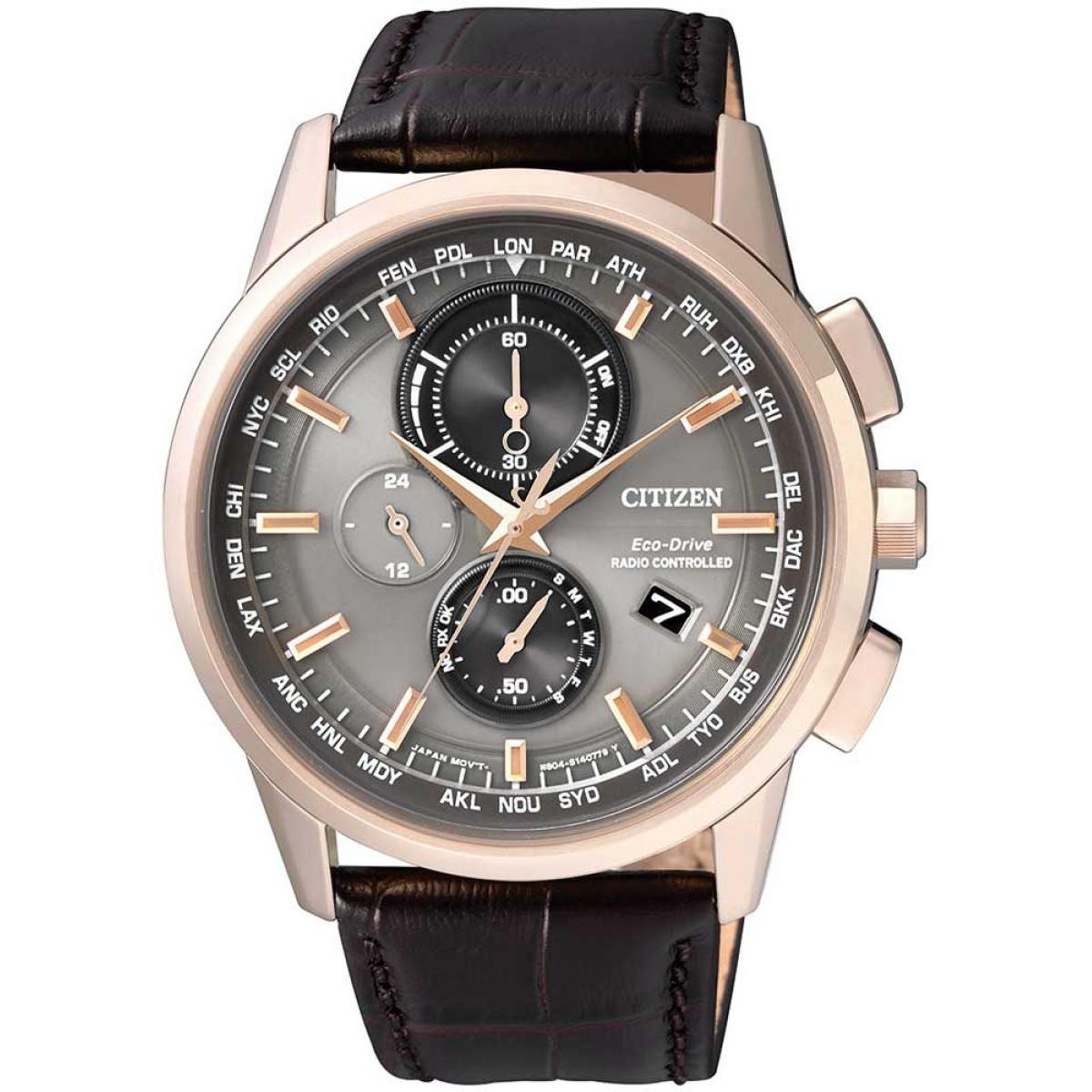 Ceas barbatesc Citizen Sport AT8113-12H de mana original