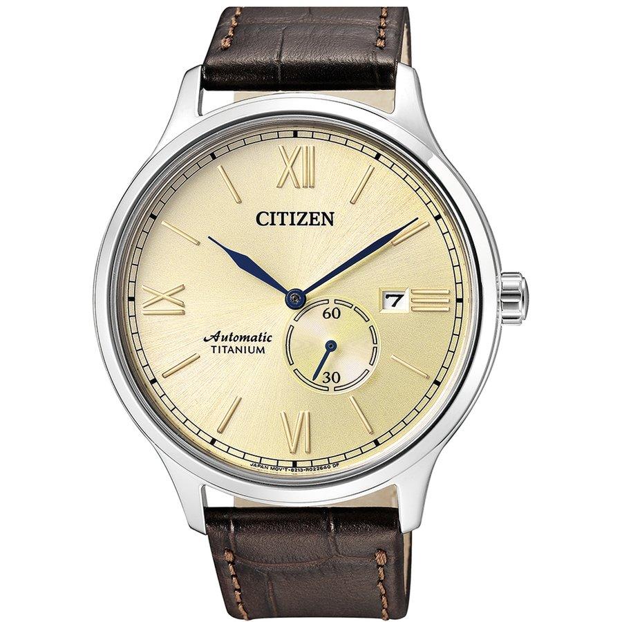 Ceas barbatesc Citizen Titanium NJ0090-13P de mana original