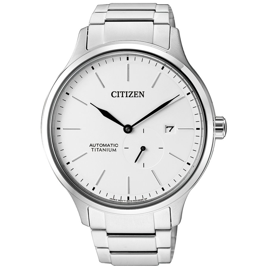 Ceas barbatesc Citizen Titanium NJ0090-81A de mana original