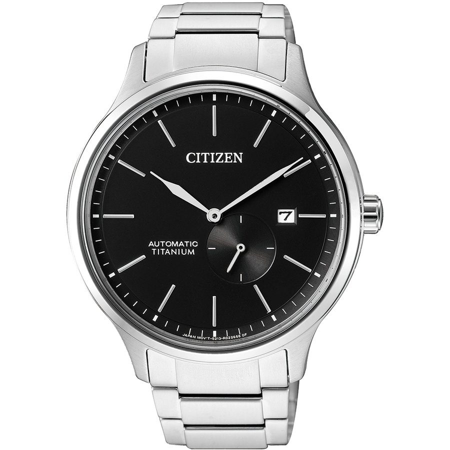 Ceas barbatesc Citizen Titanium NJ0090-81E de mana original