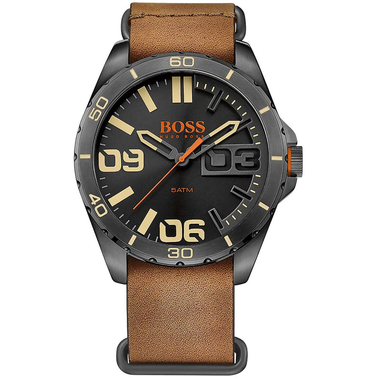 Ceas barbatesc Hugo Boss 1513316 Berlin original de mana