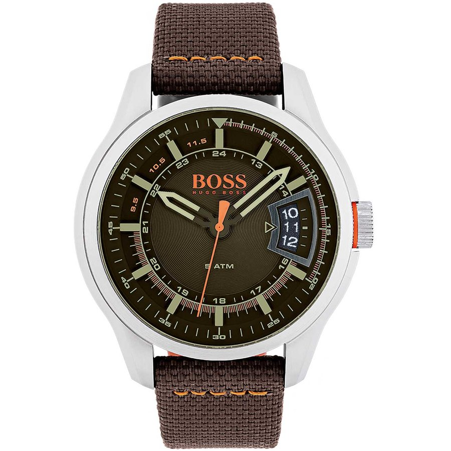 Ceas barbatesc Hugo Boss Hong-Kong 1550016 original de mana