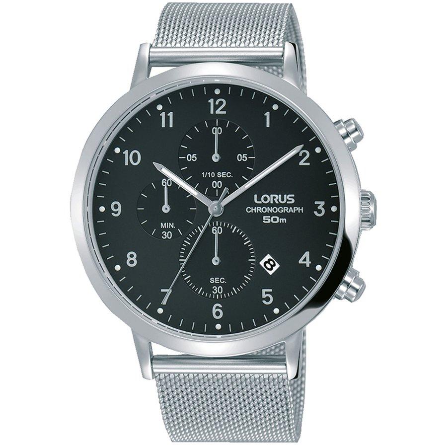 Ceas barbatesc Lorus Chronograph RM311EX9 original de mana