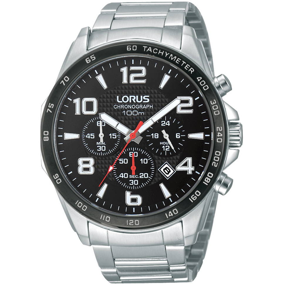 Ceas barbatesc Lorus by Seiko RT351CX9 de mana original
