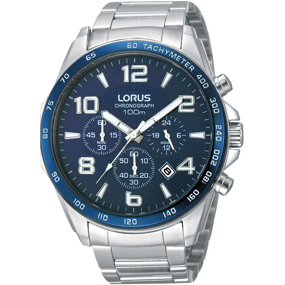 Ceas barbatesc Lorus by Seiko RT353CX9 de mana original