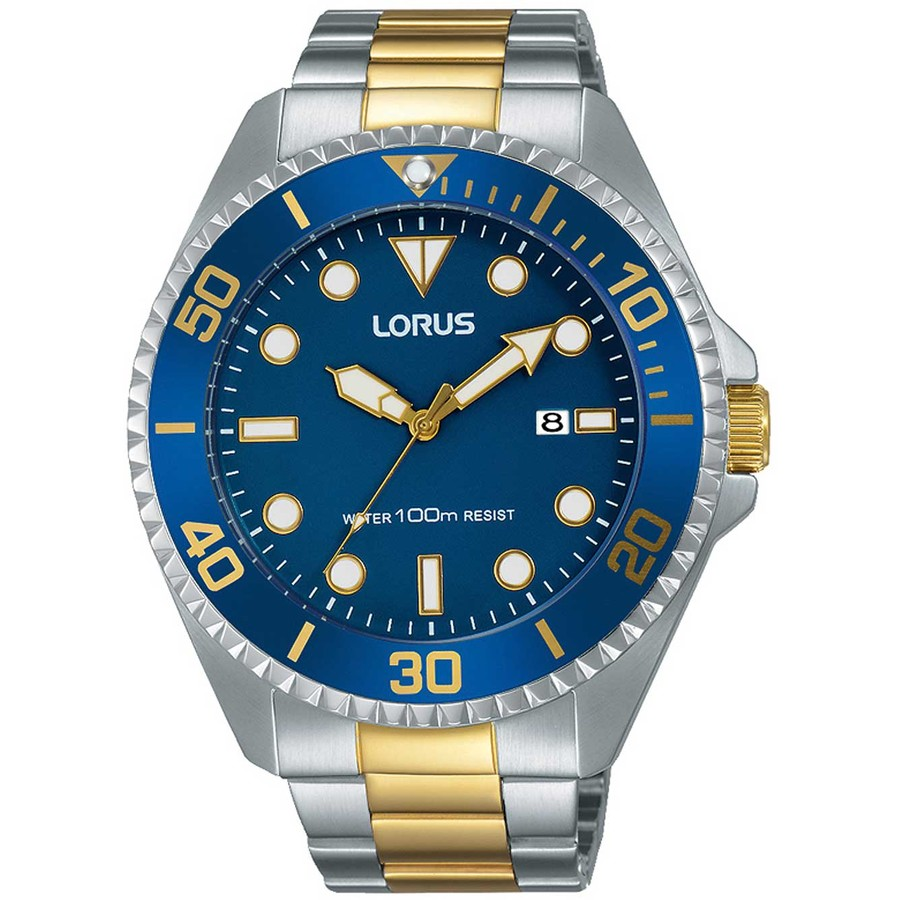 Ceas barbatesc Lorus by Seiko Sports RH937GX9 de mana original
