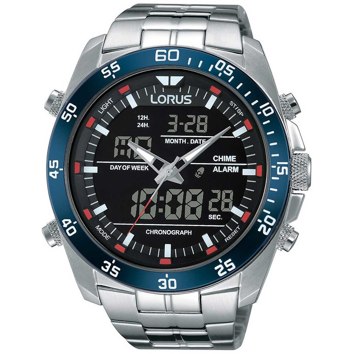 Ceas barbatesc Lorus by Seiko Sports RW623AX9 de mana original
