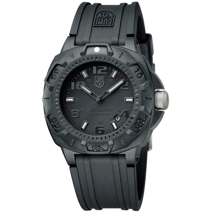 Ceas barbatesc Luminox A.0201.BO Sentry 0200 de mana original