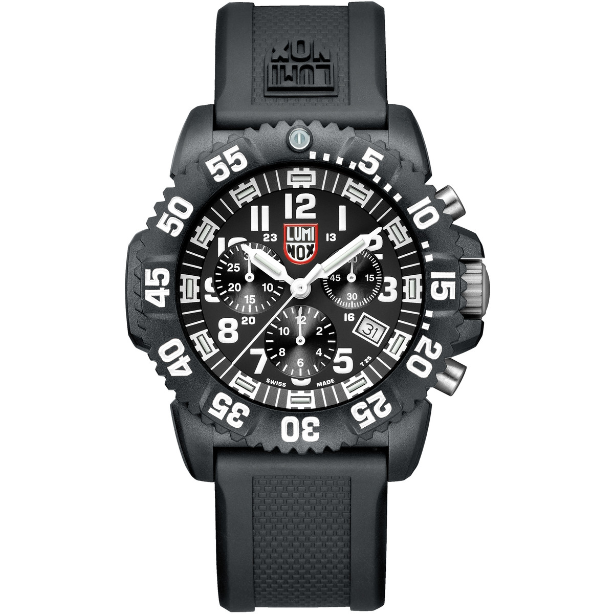 Ceas barbatesc Luminox A.3081 Colormark 3080 de mana original